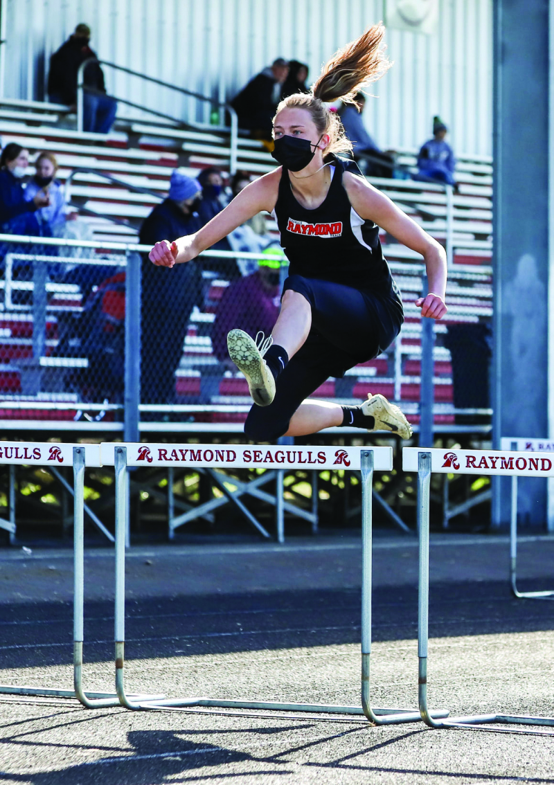 Gardner wins four events at District IV meet